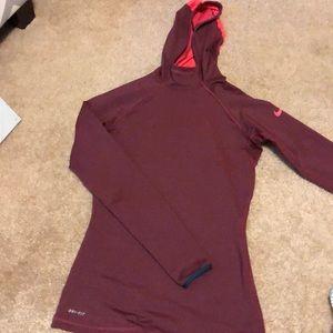 Women's Nike Pro Hoodie